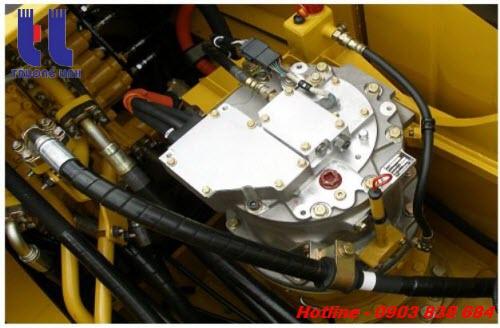 Bơm quay toa có cấu tạo đơn giản và dễ sửa chữa khi gặp sự cố