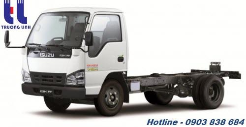 Máy Isuzu 4BD1 thường được trang bị cho dòng xe tải có trọng tải từ 1,3-3 tấn