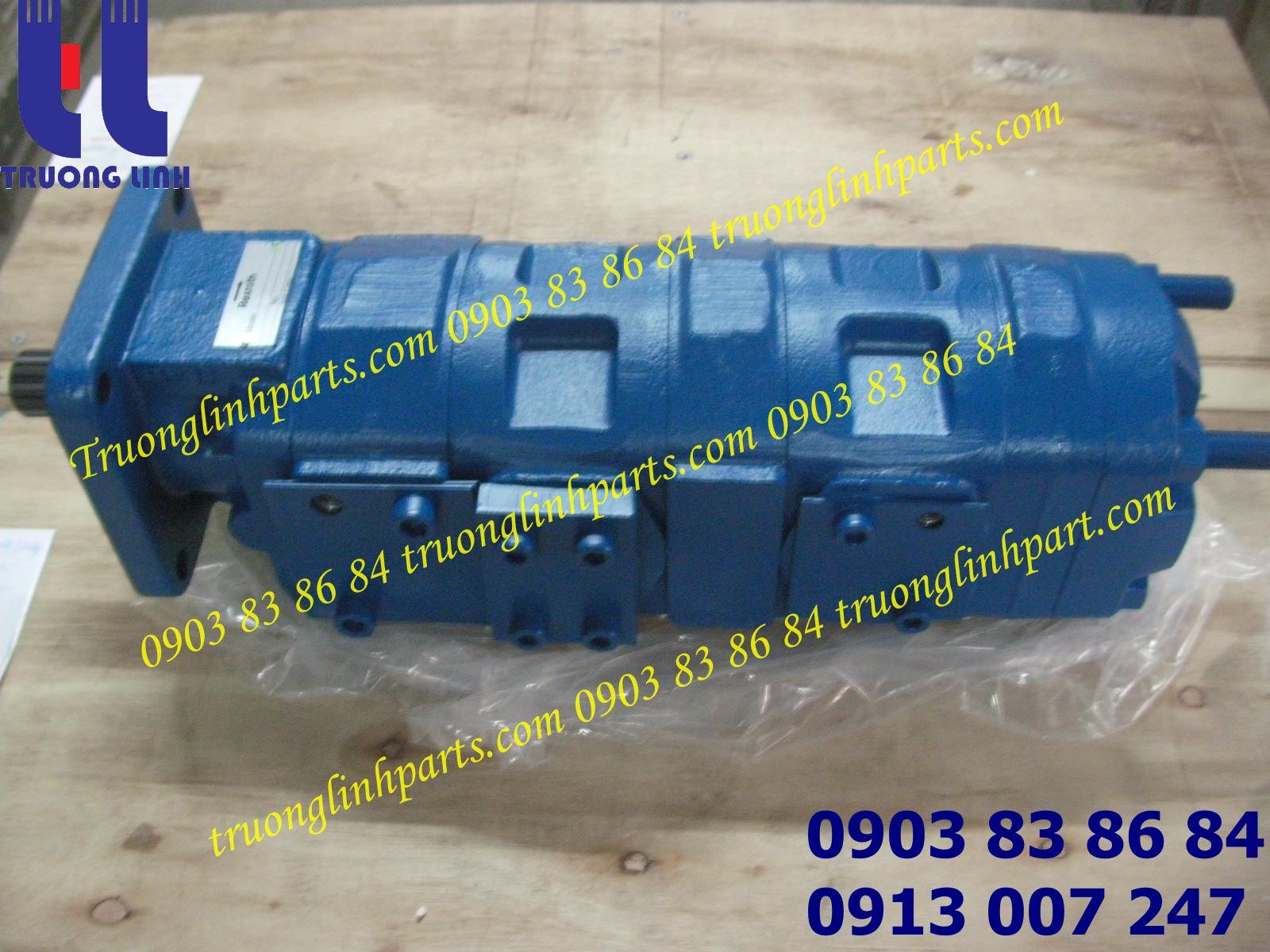 phụ tùng xe cẩu TADANO - cung cấp phụ tùng chính hãng, bơm thủy lực chính hãng.