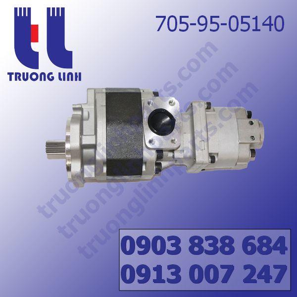 705-95-05140 Bơm Thủy Lực Xe Ben Komatsu HD465-7 HD605-7